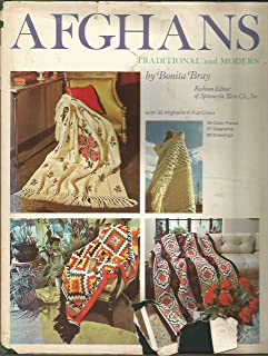 Afghans: Traditional and Modern