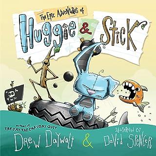 The Epic Adventures of Huggie & Stick