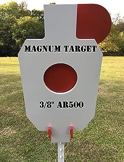 steel hostage target