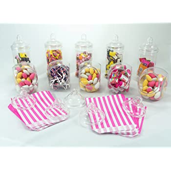 Paquete de fiesta Sweet Shop de Britten & James®. 10 frascos de ...