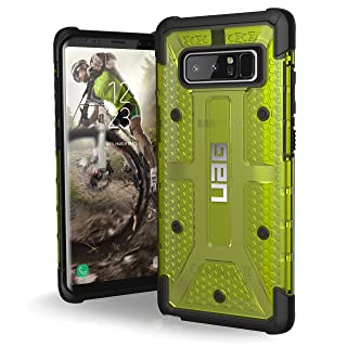 UAG Samsung Note 8 Plasma Feather-Light Rugged [Citron] Military Drop Tested Phone Case