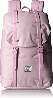 Herschel Unisex-Adult Backpacks, Pink Lady Crosshatch - 10329-02452-OS