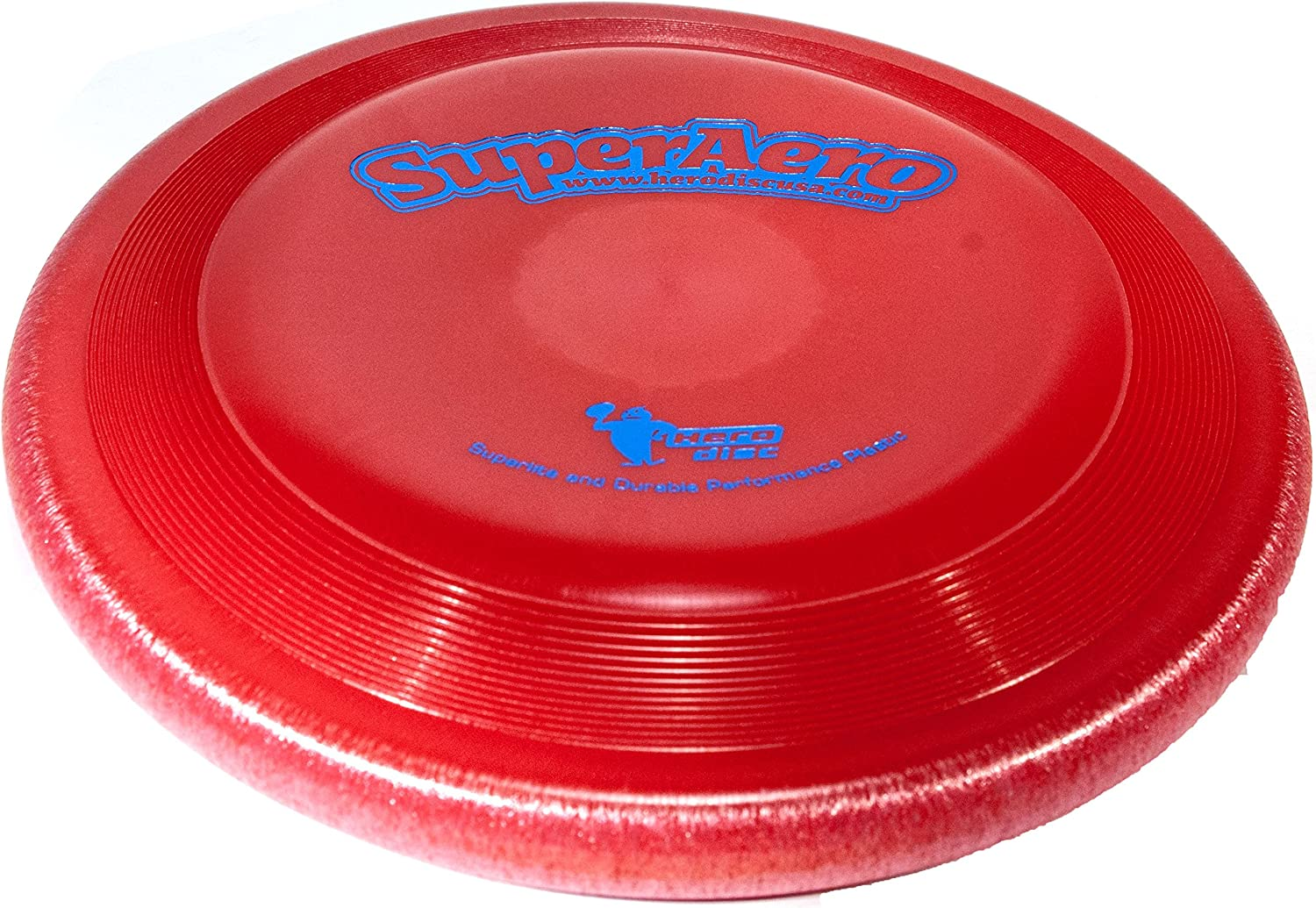 Hero Super Aero Courier shipping free shipping Starlite Flying RED Sport - Mail order Dog Disc