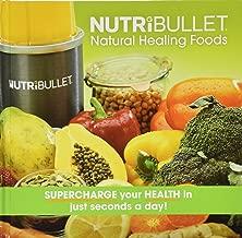 Nutribullet Nbr-1195 Healing Book Healing Foods Book, Green