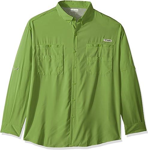 Columbia Hommes's Tamiami II Big & Tall manche longue Shirt, Spbague, 4X