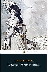 Lady Susan, the Watsons, Sanditon (English Library) (English Edition) Format Kindle