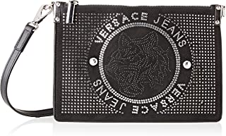 4c01afbcf Versace Jeans Couture - Bag, Mujer, Negro (Nero), 5x17x25 cm (