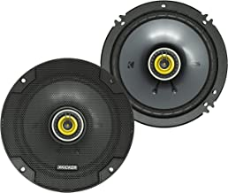 KICKER CS Series CSC65 6.5 Inch Car Audio Speaker with...