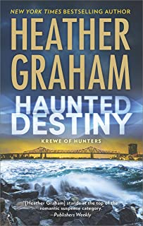 Haunted Destiny: A paranormal, thrilling suspense novel (Krewe of Hunters Book 18)