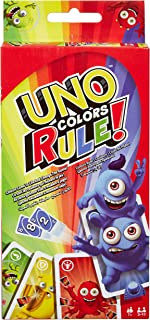 UNO: Colors Rule - Card Game