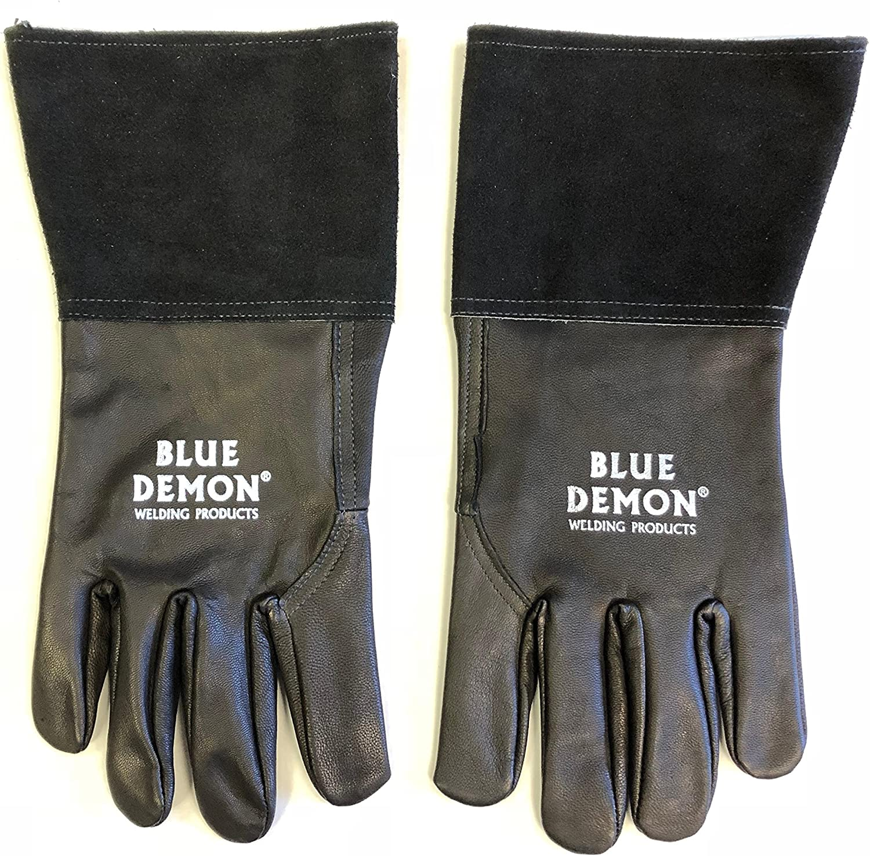 Blue Demon BDWG-TIG-BK-XL Gloves Welding outlet Max 48% OFF