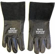 Blue Demon BDWG-TIG-BK-M Welding Gloves