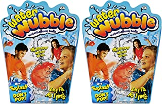 Water Wubble 12 Pack Refillable Water Balloon Balls