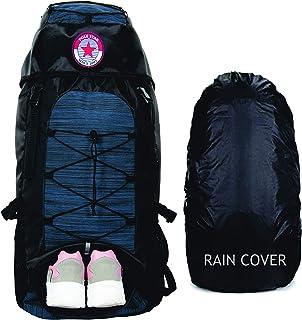 POLE STAR Flyer Navy 55 L Rucksack Backpack for Hiking Trekking/Travel