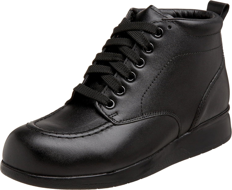Drew Women's Phoenix Plus Black Calf boots 11 2X NAR