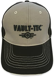 Fallout 4 Baseball Hat: Official Licensed Merchandise - Vault Tec (Electronic Games/Xbox One/PS4)