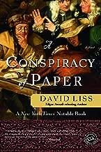 A Conspiracy of Paper: A Novel (Benjamin Weaver Book 1)