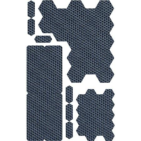 Razer Universal Grip Tape ゲーミングデバイス用滑り止めグリップテープ 様々なデバイスに対応(ゲーミングマウス / キーボード / ゲーム機 / モバイルコントローラー) 4種の多目的カット形状 粘着タイプ 【日本正規代理店保証品】 RC21-01670100-R3M1 ブラック