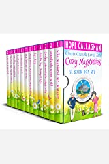 Hope Callaghan Garden Girls & Cruise Ship Mystery Series (12 Book Box Set Collection) (Hope Callaghan Mystery Collections) Kindle Edition