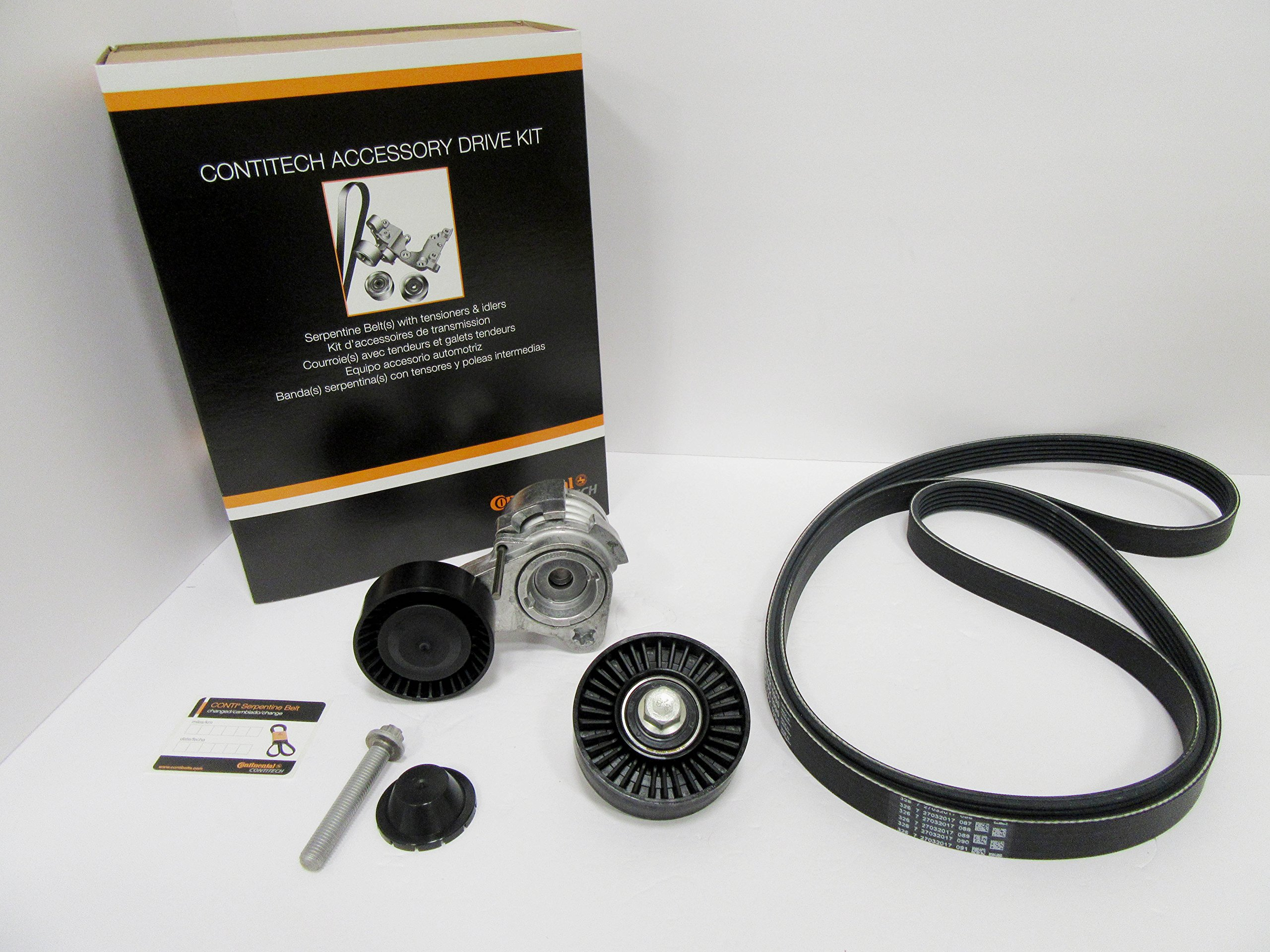 ContiTech ADK0017P Accessory Drive Kit