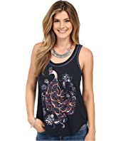 Lucky Brand - Peacock Tank Top