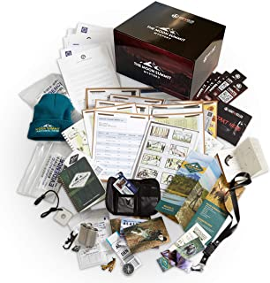 Hunt A Killer The Moon Summit Mystery Complete Box Set Special Edition, Murder Mystery Game, Unsolved Case for a Sole Dete...