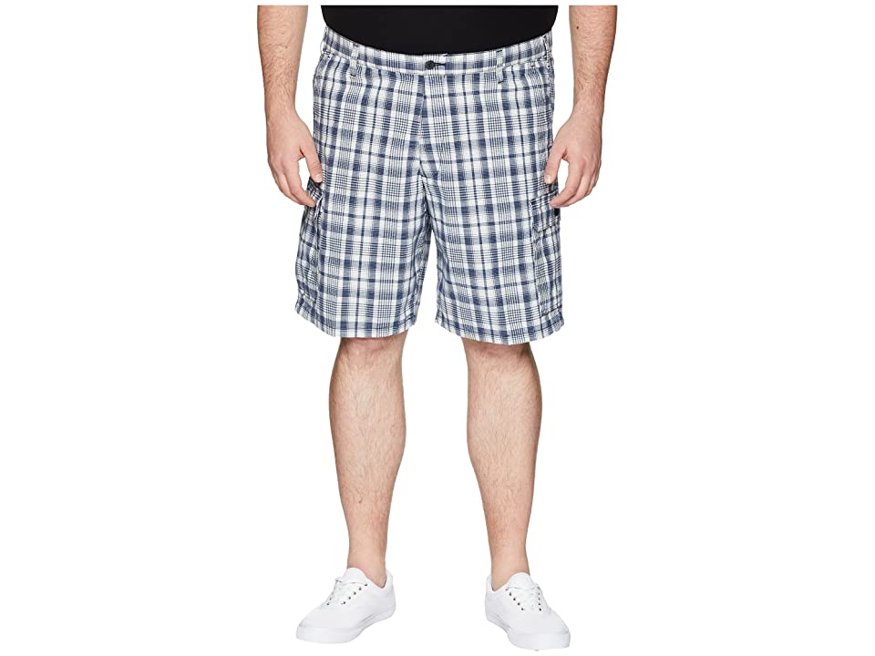 Dockers Big Tall D3 Classic Fit Cargo Shorts (Pate Montecito Blue) Men