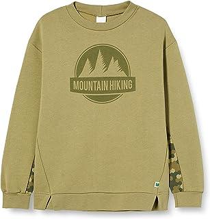 Fred's World by Green Cotton Hiking Sweatshirt Maglia di Tuta Bambino