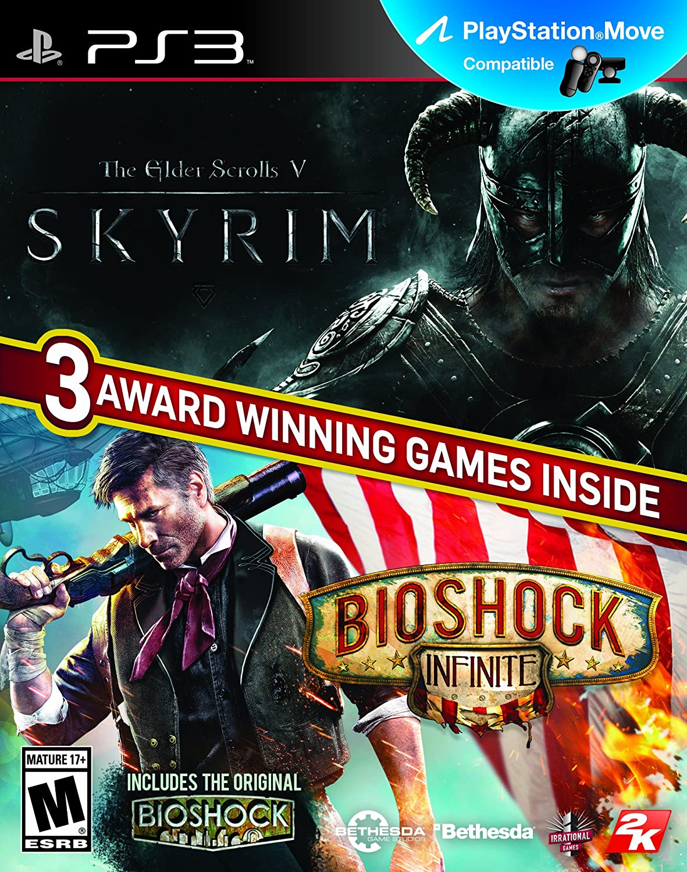 The Elder Ranking TOP6 Scrolls: V:Skyrim Bioshock New product!! - Infinite Bundle PlaySta