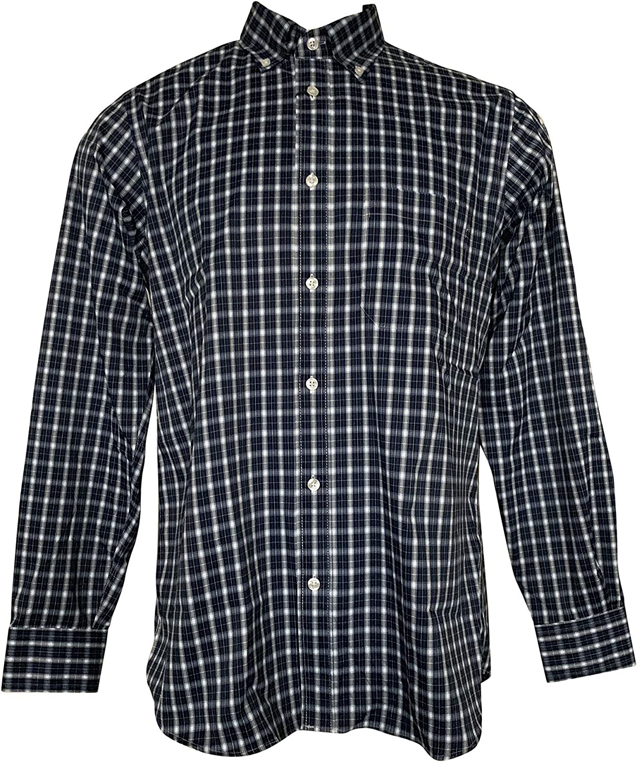 Free shipping Free Shipping Cheap Bargain Gift Nautica Men's Performance Active Wrinkl Stretch Long-Sleeve