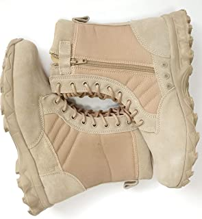 Shoes-Desert Boots Army Type