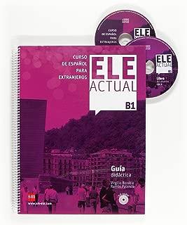 Ele Actual: Guia Didactica + Cds (3) B1 (Spanish Edition)