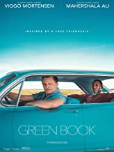 Green Book - Official Trailer Music Poster Standard Size 18×24 inches