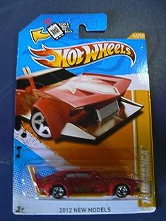 Hot Wheels 2012 New Models 44/50 Mad Manga Red