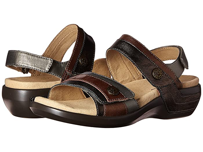 Aravon  Katherine-AR (Metallic Multi) Womens Sandals