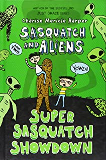 Super Sasquatch Showdown: Sasquatch and Aliens