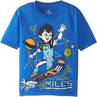 Disney Boys' Miles From Tomorrowland Boys T-Shirt