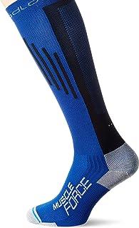Odlo, Socks Extra Long Muscle Force Light Calcetín Unisex adulto