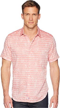 Machado Short Sleeve Woven Shirt