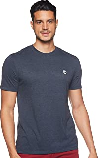 Timberland mens Mohawk River Garment Dyed Jersey Tee T-Shirt