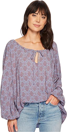 Medallion Mina Tunic Top