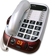 $125 » Clarity 54005.001 Alto Severe Hearing Loss Amplified Corded Phone