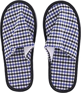 Royalford Bed Room Slippers - Indoor Slippers, Cotton Washable Non-Slip Home Shoes, Spa Slippers, Ideal in Winter, Summer ...