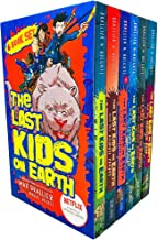 The Last Kids On Earth 6 Books Collection Set by Max Brallier (Last Kids On Earth, Zombie Parade, Nightmare King, Cosmic B...