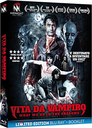 vita da vampiro-what we do in the shadows (blu-ray) Blu-ray Italian Import