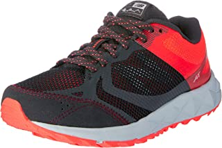 New Balance Women's 590 Trail Trail Running Shoes, Black/Pink