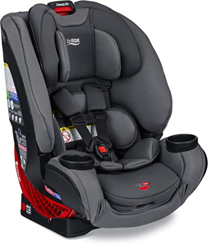 Britax One4Life ClickTight All-in-One Car Seat – 10 Years of Use – Infant, Convertible, Booster – 5 to 120 Pounds - S...