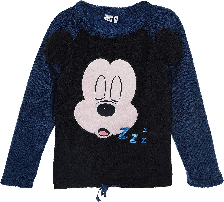 Minnie Mouse Donna Pigiama Lungo