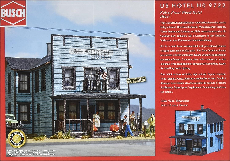 Hotel 9722 Busch US-Stil Online   Startpunkt Glücklicher B06XYL6BTP ...