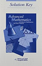 Best advanced mathematics precalculus with discrete math Reviews